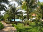 Wild camp site on Phu Quoc Island