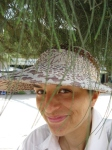 Lovely outdoor hat !