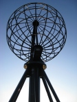 The symbol of the North Cape