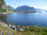 The beauty of Lofoten